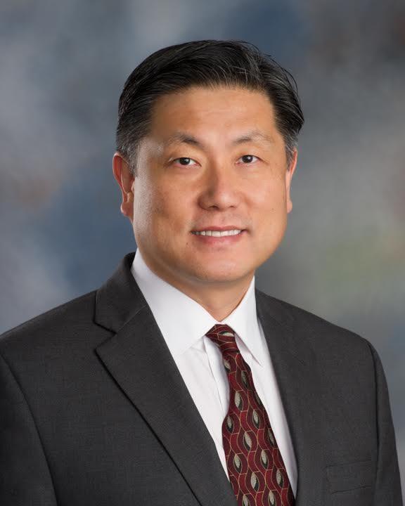 Photo of Dr. Yuan.