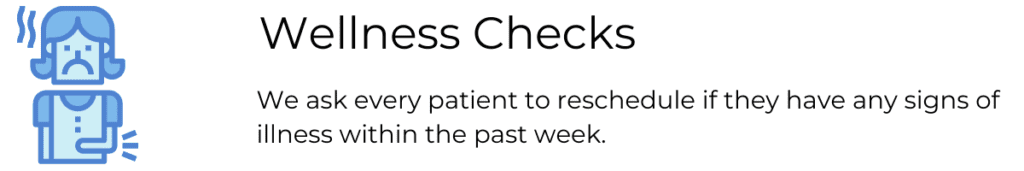 Covid 19 Protocol - Wellness checks